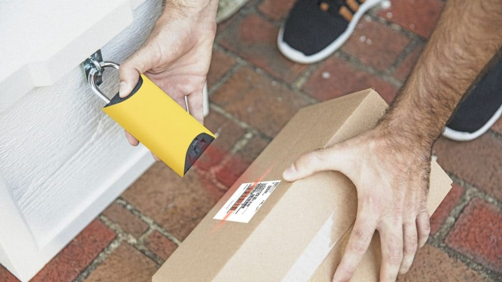BoxLock Package Delivery Lock
