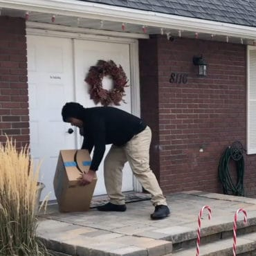 porch pirate revenge